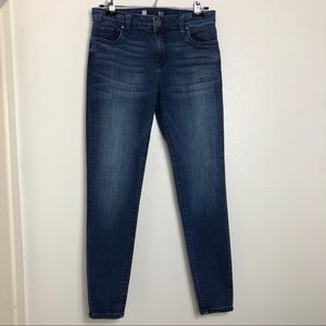 Kut from the Kloth Donna High Rise Jeans